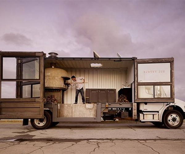 Del Popolo Mobile Pizzeria Brings the Pizza Oven to You