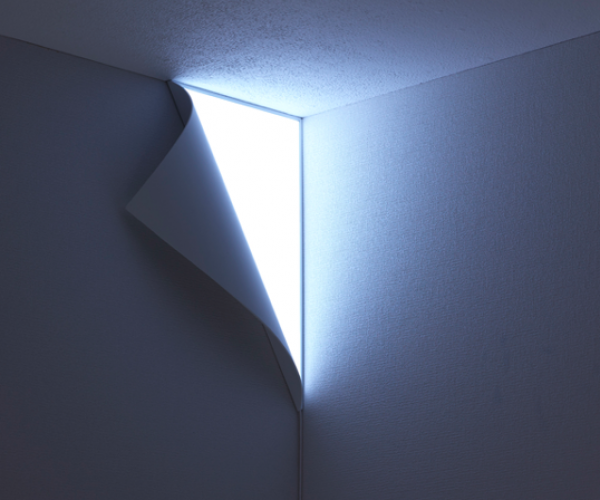 Peel Light: Peel Back Your Wall to Light up Your Life