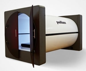 Podtime Sleeping Pod Blocks out the Outside World While You Nap