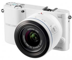 Samsung Now Shipping NX1000 Smart Camera