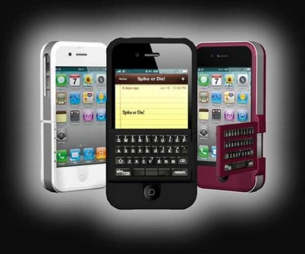 Spike Case Adds a Physical Keyboard for Your iPhone