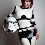 Star Wars Latex Dress 175x175