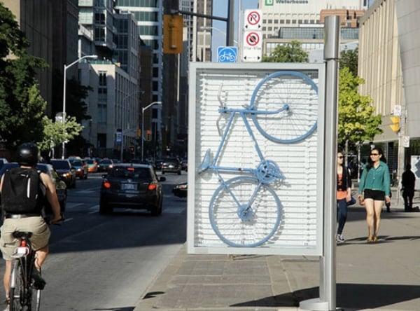 Toronto Street Ads