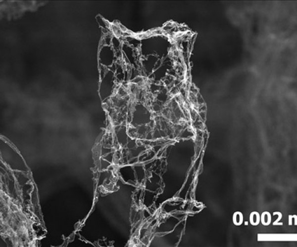 Aerographite is the World's Lightest Material