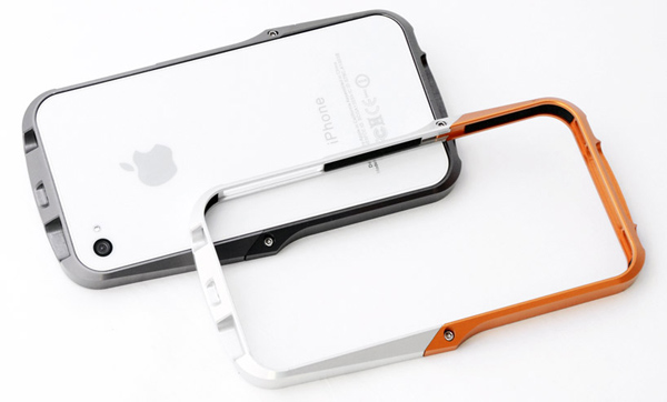 ag++ aluminum iphone case andrea ponti