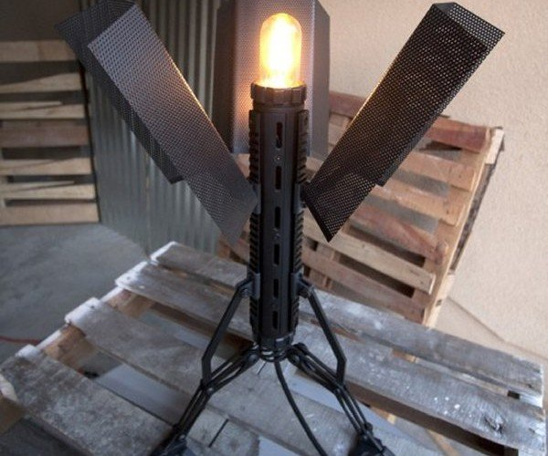 Andromeda Tactical Lamp for at Home Mercenaries