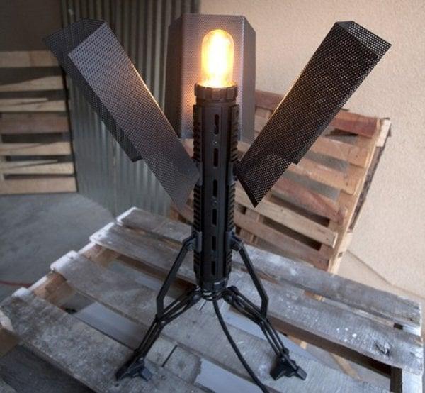 andromeda lamp