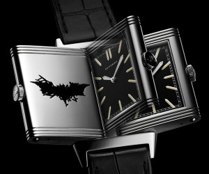 You'll Flip for The Dark Knight Rises Jaeger-LeCoultre Reverso Watch