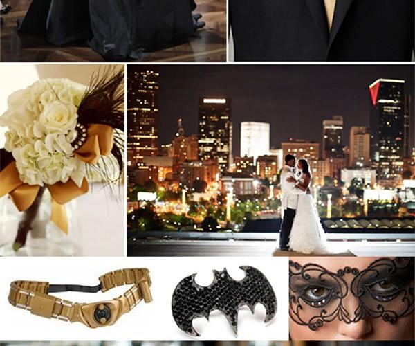 The Dark Knight Weds