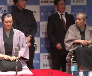 Beicho Android Robot Aims to Replace Japan's Great Rakugo Master