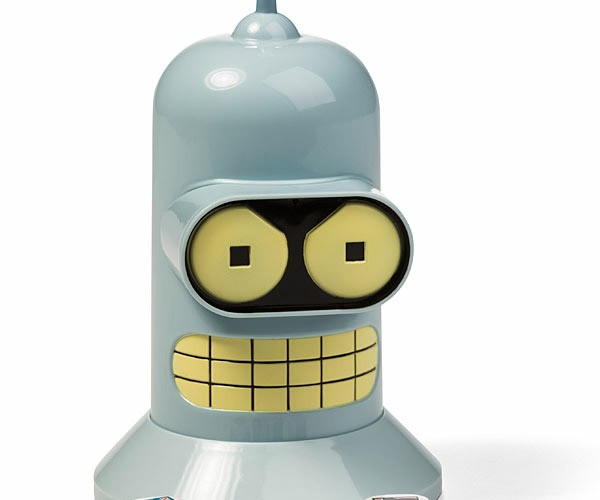 Futurama Yahtzee: Bite My Shiny Plastic Dice Cup!