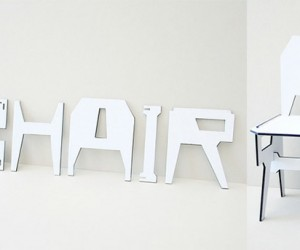 CHAIR. Do I Have to Spell It out for You?