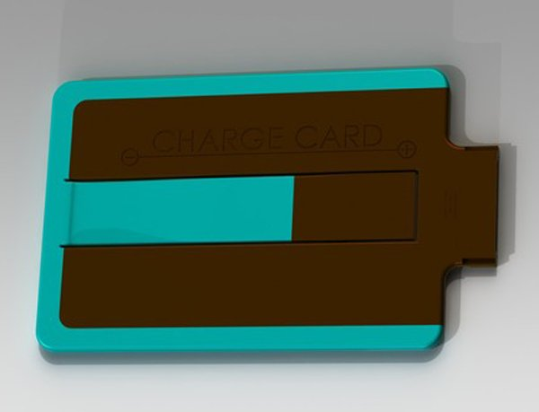 chargecard iphone kickstarter usb 30 pin connector