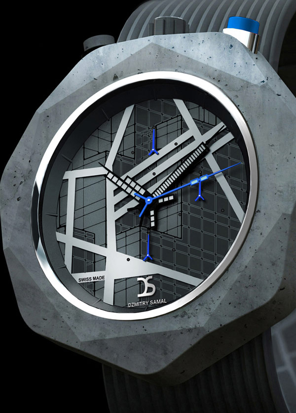 concrete watch dzmitry samal details