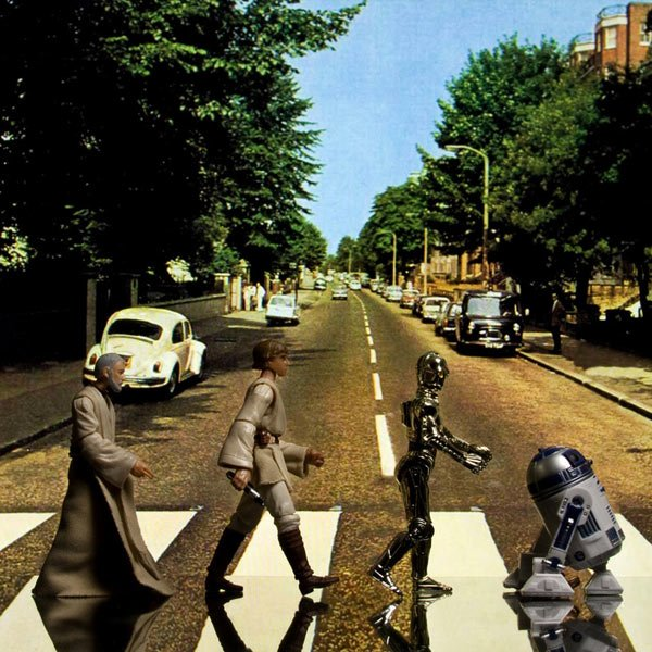 david eger 365 days of clones troopers beatles