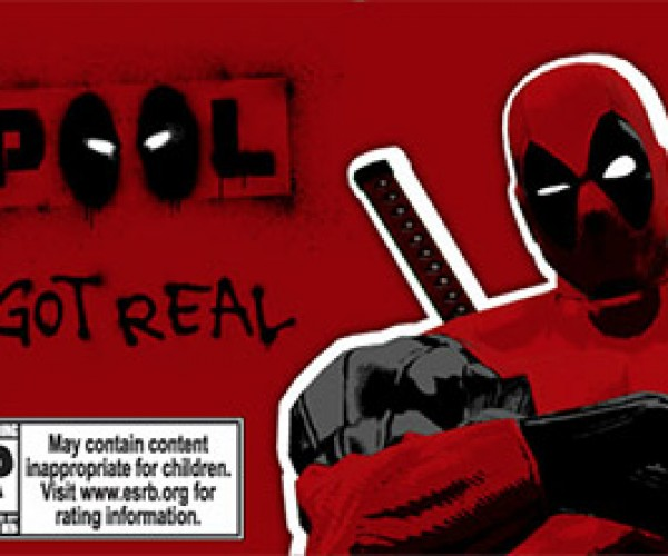 Deadpool Video Game Coming and it Needs a Swear Jar