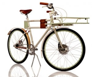 Faraday Porteur Electric Bicycle: The Perfect Bike for Wealthy Hipsters
