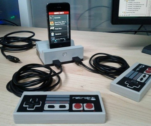 GameDock Turns Your iPhone into a Gaming Console