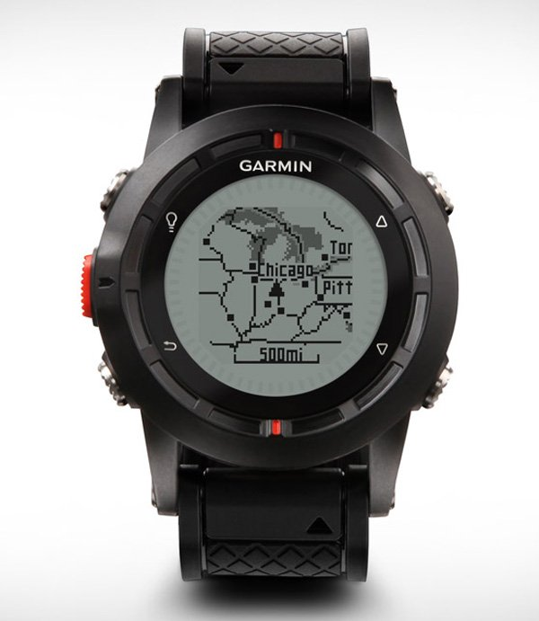 garmion gps navigation fenix watch