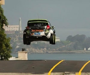 Ken Block Gymkhana Five Lives out a Gearhead's Dream