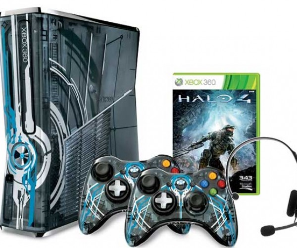 Xbox 360 Halo 4 Edition up for Pre-order