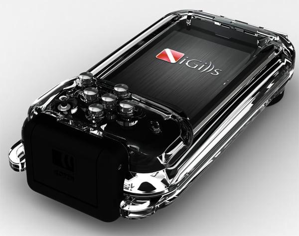 igills iphone diving case rugged waterproof