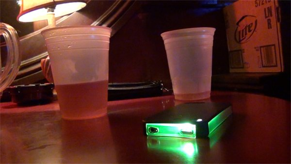 iphone flashr kickstarter case notification light prototype