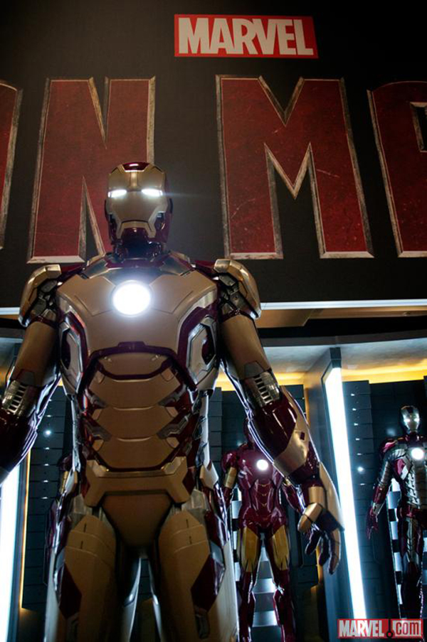 iron man 3 armor