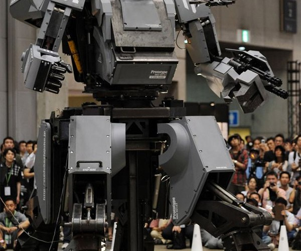 Kuratas Mech: Real or Fake, It's Still Awesome