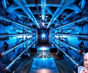 500 Trillion Watt Laser Would Make Doctor Evil Proud