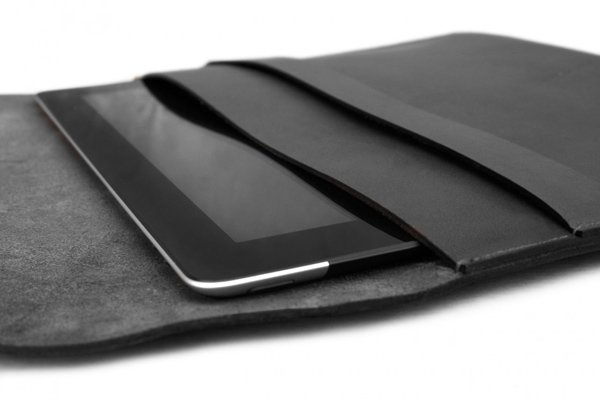 leather defy bags ipad sleeve handmade open