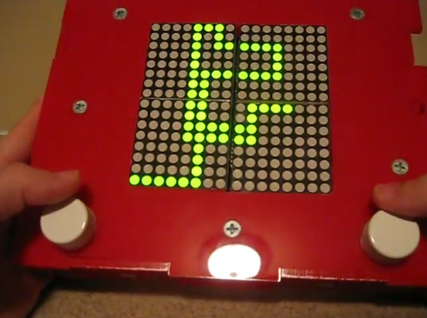 led etch a sketch by christopher monaco