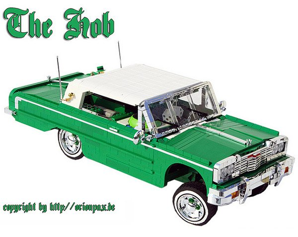 lego low rider the hob