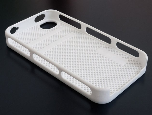mac pro iphone case 3d printed empty