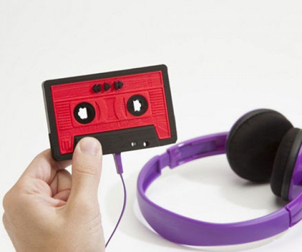 MakerBot Mixtape: 3D Print an MP3 Player