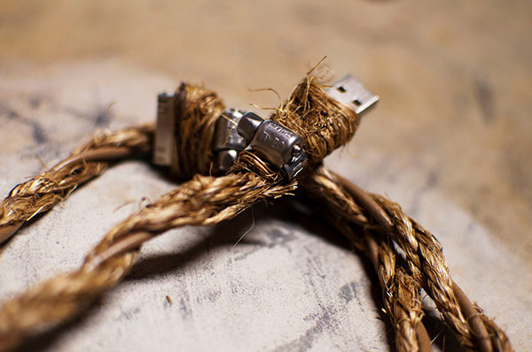 manila rope ios charge and sync cable