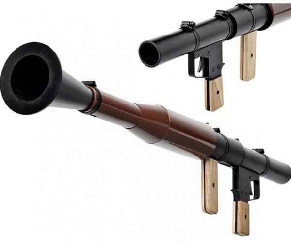 RPG-7 Bottle Launcher Will Eat Your Nerf Guns for Breakfast