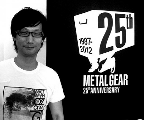 Metal Gear Creator Hideo Kojima on 25 Years of Hiding in Boxes, Eating Rations, Snakes and Foxes