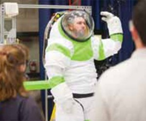 NASA Designing a New Spacesuit, Astronauts to Look Like Buzz Lightyear?