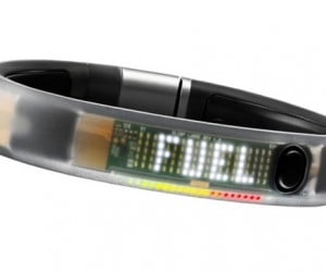 Special Edition Transparent Nike+ FuelBand ICE: I Can See Right Through You