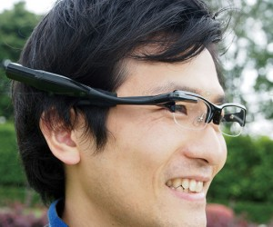 Olympus Mirrors Google Glass, Releases MEG4.0 Wearable Display
