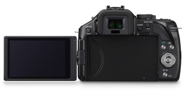 panasonic lumix dmc g5 micro four third back