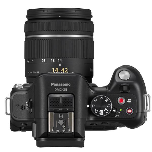 panasonic lumix dmc g5 camera micro four third