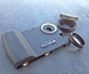 Phocus iPhone Case Lets You Use Your DSLR Lenses, Taking iPhonetography to the Max