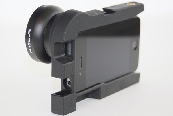 phocus iphone case dslr lens back