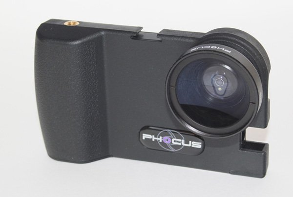 phocus iphone case dslr lens front