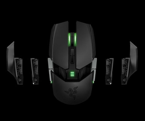 Razer Ouroboros: The Ambidextrous Gaming Mouse