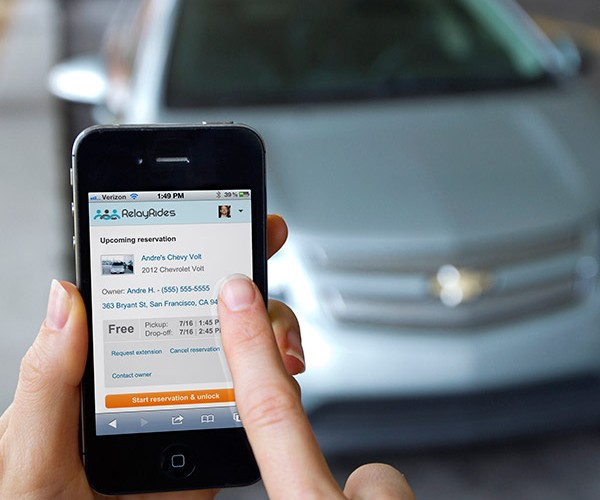 OnStar and RelayRides Team to Let Drivers Rent Their Cars to Complete Strangers