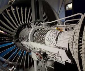 Rolls-Royce LEGO Jet Engine: Rolego-Royce?
