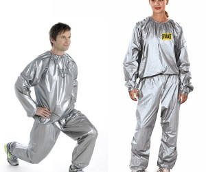 Get a Sauna Anytime, Anywhere with the Sauna Suit